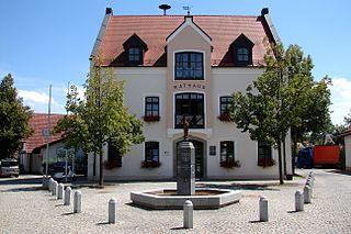 Essenbach,  Bavaria, Germany