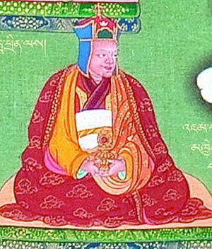 Tertön - Image: Ratna Lingpa