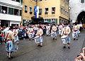 Ravensburg Rutenfest 2005 Festzug Neue Spohngruppe.jpg