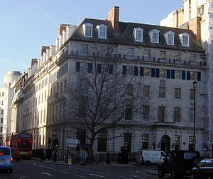 Royal College of Nursing - RCN HQ, Cavendish Square London