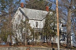 Alden Batchelder House - Image: Reading MA Alden Batchelder House