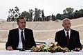 Recep Tayyip Erdoğan and George Papandreou, Greece May 2010 14.jpg