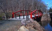 Red-Bridge South-Meriden