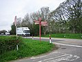Red Post, Winterborne Anderson - geograph.org.uk - 163277.jpg