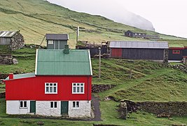 Red house in Mykines Faroe Islands.jpg