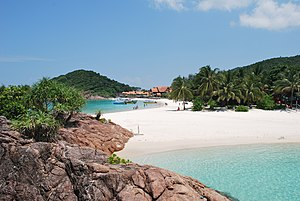 Redang Island - Pasir Panjang Beach