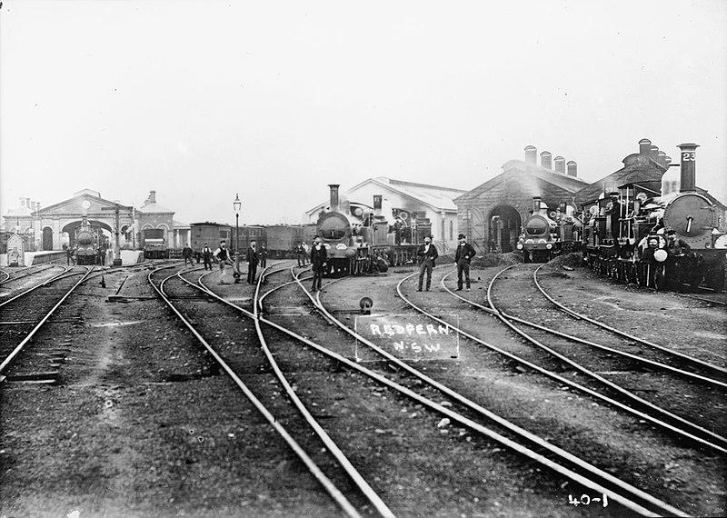 redfern station - photo #35