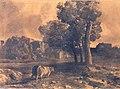 Redon - Paysage du Médoc, 1867.jpg