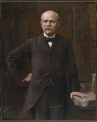 Reginald Heber Fitz - Reginald Heber Fitz, portrait by Ignaz Gaugengigl