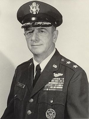 Reginald M. Cram - Major General Cram as Adjutant General of the Vermont National Guard