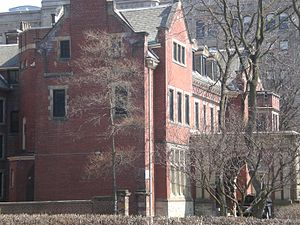 Regis College, Toronto - Image: Regis College, Toronto north side