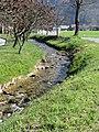 Reka Creek - Dvorje Cerklje na Gorenjskem Slovenia.JPG