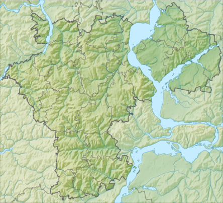 Relief Map Ulyanovsk Oblast.png