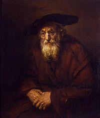 Rembrandt - Portrait of an Old Jew - WGA19181.jpg