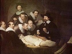 Rembrandt: Anatomie des Dr. Tulp