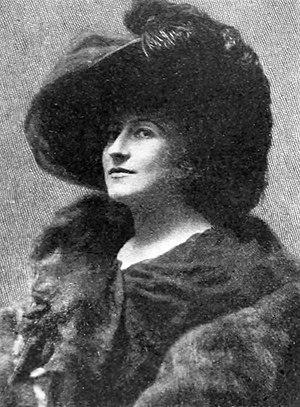 Renée Dahon - Renée Dahon in 1910