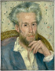 Portrait of Victor Chocquet