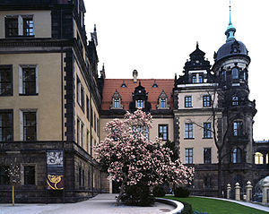 Staatliche Kunstsammlungen Dresden - Dresden Castle