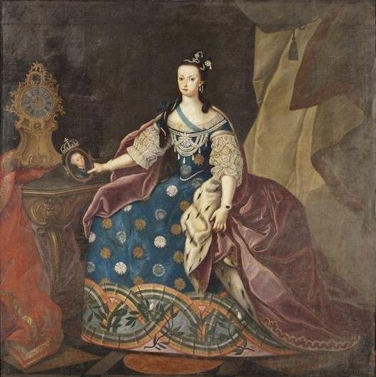 Retrato de D. Maria I;