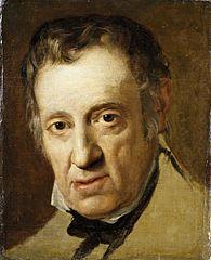 El pintor Vicente López padre del artista