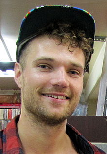 Rich Aucoin - Record Store Day - April 21, 2012.JPG