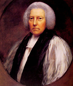 Richard Hurd (bishop) - Bishop Hurd, as painted by Thomas Gainsborough.