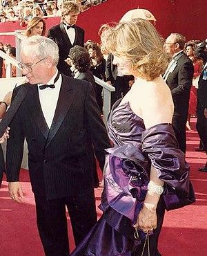 Jeramie Rain - Jeramie Rain at the 1988 Academy Awards