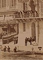 Richard Ellis, Arrival of the Duke and Duchess of Cornwall at the Valletta Customs House, March 1901 (detail).jpg