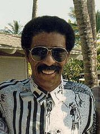 Richard Pryor - Pryor in February 1986