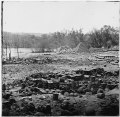 Richmond, Virginia. Stacked and scattered ammunition near the State Arsenal LOC cwpb.02644.tif