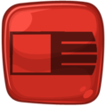 Rie Red-Black Icon Userbox.png