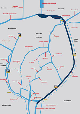De Brugse Reien Canal System Price Of Tour