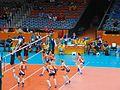 Rio 2016 - Women's volleyball NED-USA (29303101606).jpg