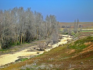 Trabancos (river) River in Spain