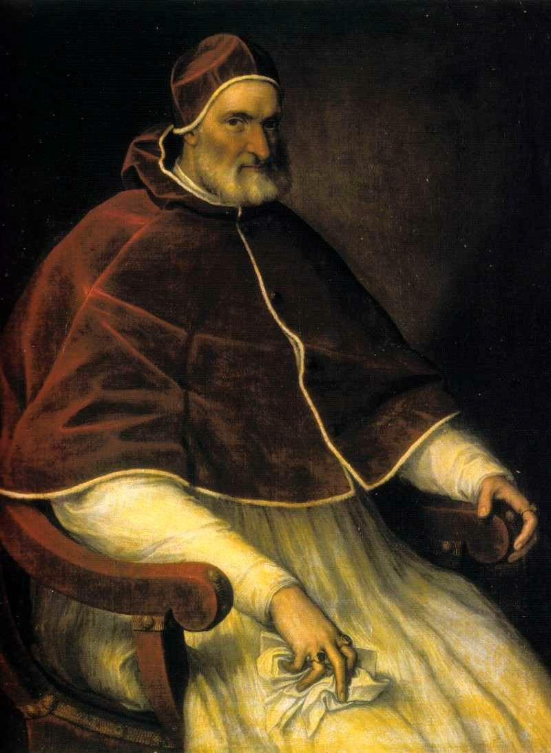 Ritratto di Pio IV