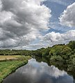 River Boyne (Abhainn na Bóinne) - Glebe, County Meath, Ireland - August 8, 2017 - 01.jpg