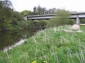 River Severn, Montford Road bypass bridge - geograph.org.uk - 944755.jpg