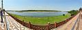River Yamuna - Riverfront Terrace - Taj Mahal Complex - Agra 2014-05-14 3821-3826 Archive.tif