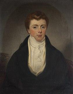 Robert Townley Parker British politician