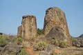 Rock formations at Bodhikonda prehistoric site 1.jpg