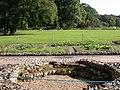 Rockbourne, mosaic - geograph.org.uk - 1481969.jpg