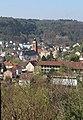Rodalben, Blick vom Hilschberghaus zur Stadt.JPG