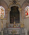 Rodez-Église Saint Amans-Chapelle du reliquaire-20140622.jpg
