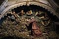 Rodez (12) Cathédrale Notre-Dame - Intérieur - Retable de l'agonie à Gethsémani - 03.jpg