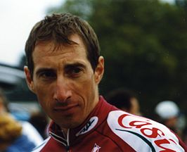 Rolf Jaermann in Parijs-Tours 1998