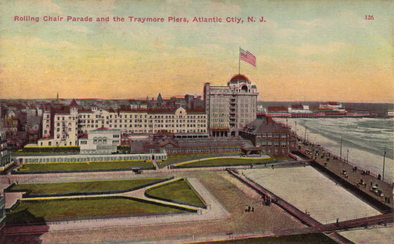 file rolling chair parade and traymore piers atlantic city nj png