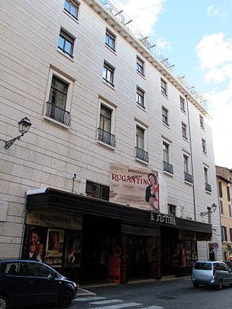 Teatro Sistina - Teatro Sistina
