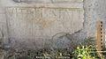 Roman Inscription in Skopje, Muz. Grad., Macedonia (EDH - F029607).jpeg