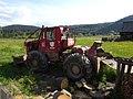 Romania forestry tractor (TAF), Harghita.jpg