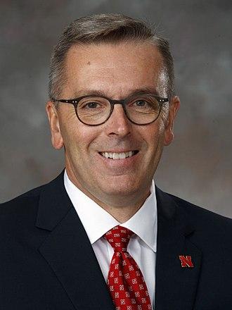 University of Nebraska–Lincoln - Nebraska current chancellor, Ronnie Green